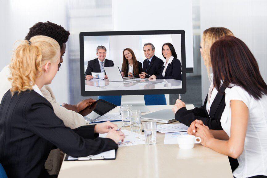 Vídeo de treinamento ou integração
