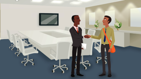 Angola Cursos Pro video explicativo em motion graphics