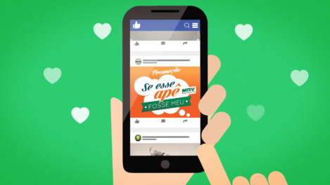 MRV - video para facebook ads motion graphics