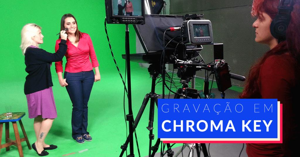 4 dúvidas comuns em estúdio de vídeo Chroma Key
