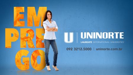 Propaganda de TV em Motion Graphics - Uninorte