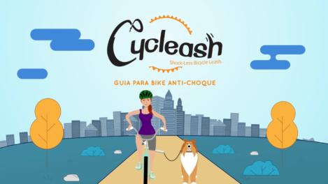 Vídeo de Venda Cycleash em animação 2D Motion Graphcis e Gravações