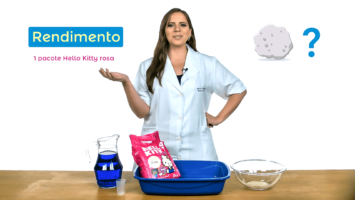 Vídeos de conteúdo Areia Higiência Hello Kitty – Marketing de Conteúdo em Vídeo