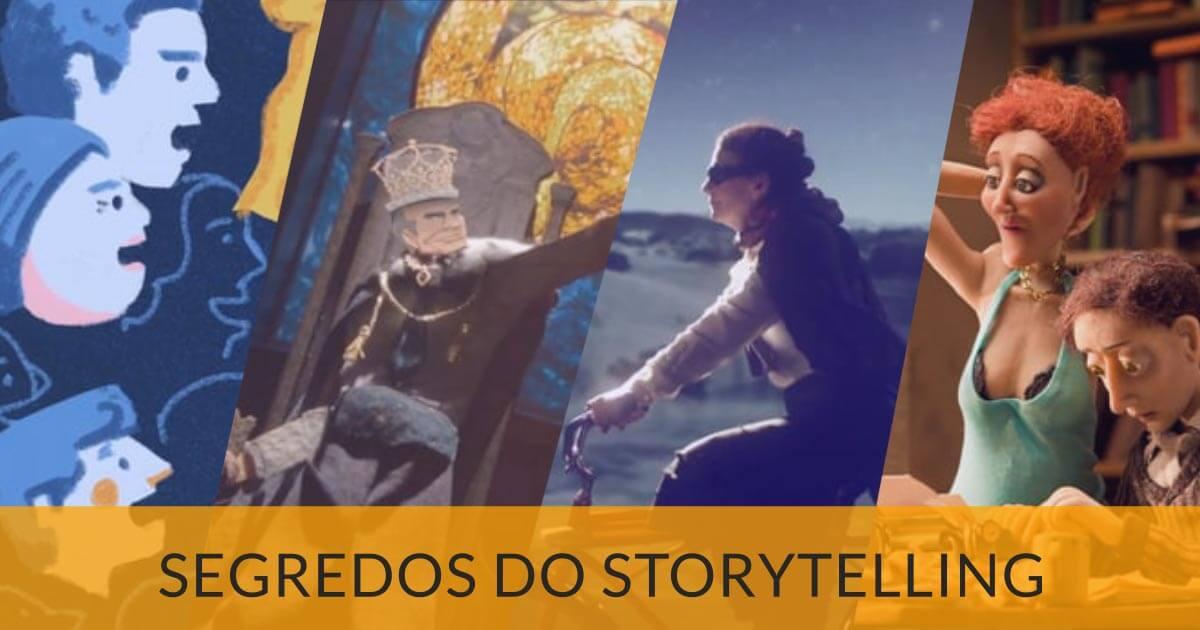 Os segredos do Storytelling em 6 exemplos incríveis