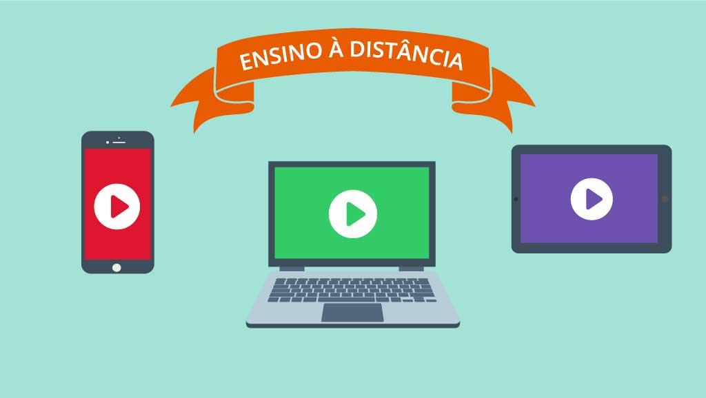 Ensino à distância com vídeos: nova tendência em empresas e instituições de ensino