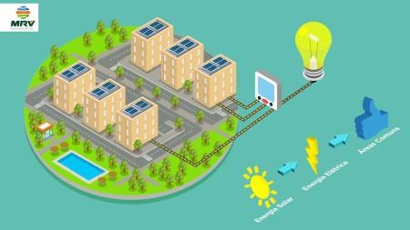 MRV Energia Fotovoltaica - Vídeo Marketing em Motion Graphics