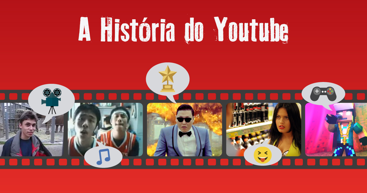 968e1b3b77e A História do Youtube – Produtora de vídeo