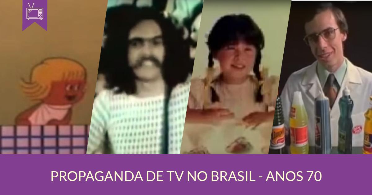A hist ria da propaganda de tv no brasil parte 2 anos 70 - Television anos 70 ...