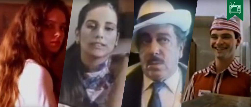 História da Propaganda de TV anos 80