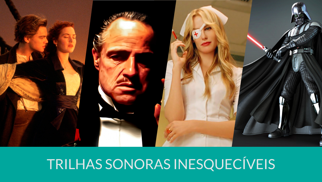 As trilhas sonoras mais inesquecíveis do cinema