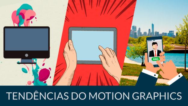 Tendências em Motion Graphics