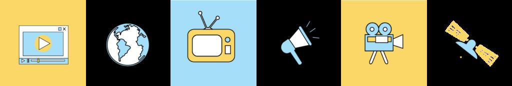 Exemplos de Vídeo Institucional