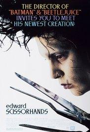 Sessão Pipoca: Edward, Mãos de Tesoura