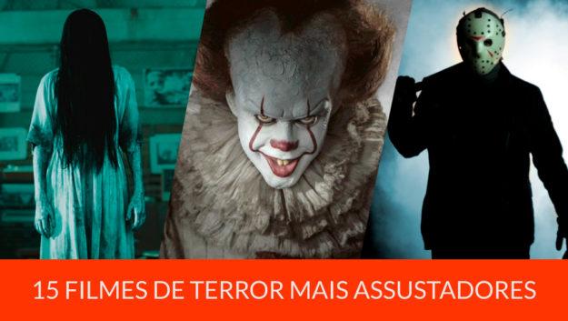 Especial Halloween: 15 filmes de terror mais assustadores de todos os tempos