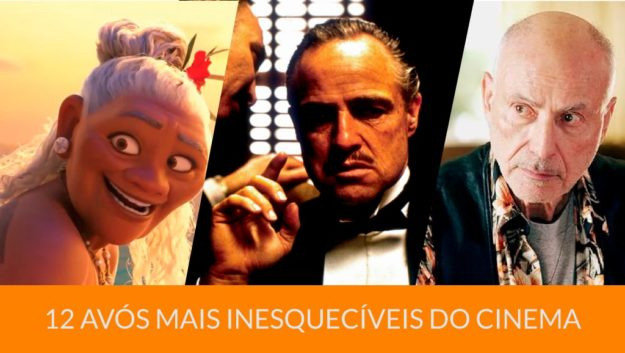 12 avós mais inesquecíveis do cinema