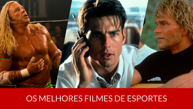 Os melhores filmes de esportes