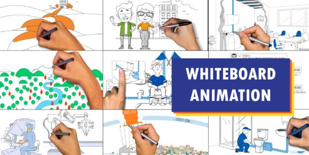 Exemplos incríveis de vídeos em whiteboard animation